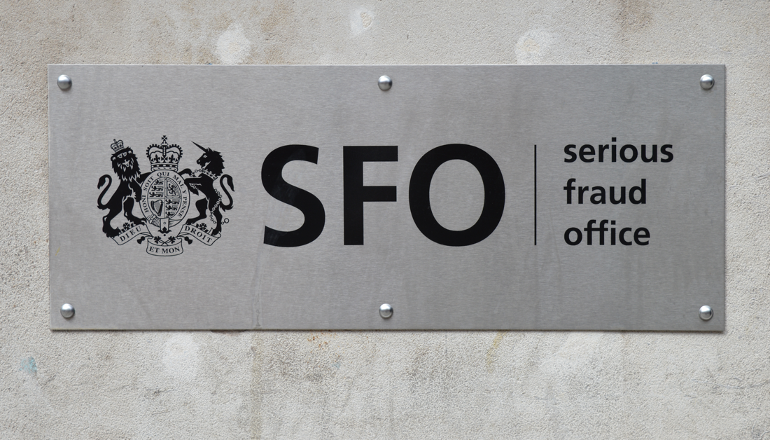 SFO Sign Front